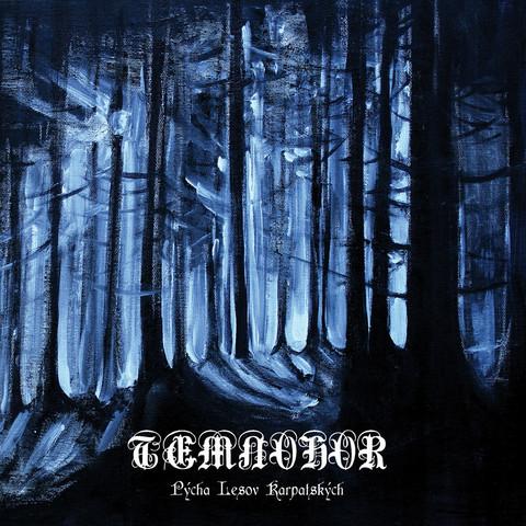 Temnohor - Pýcha Lesov Karpatských (LP, new)