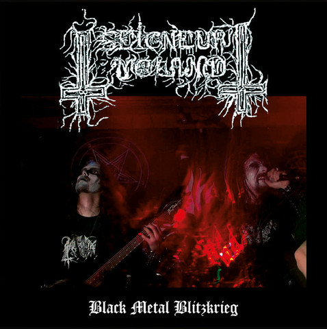 Seigneur Voland - Black Metal Blitzkrieg (LP, new)