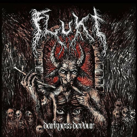 Flukt - Darkness Devour (LP, new)