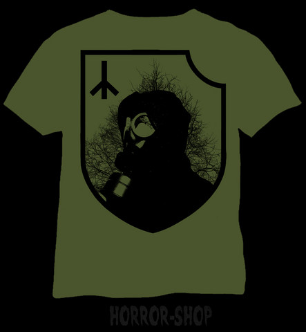 Exterminator unit, T-shirt and Ladyfit