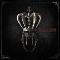 Lacuna Coil - Broken Crown Halo (CD, used)