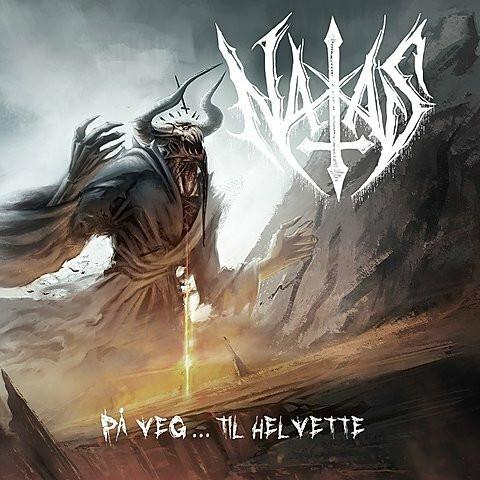 Natas - På Veg... Til Helvette (CD, new)