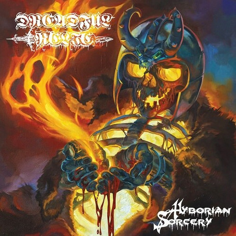 Dreadful Relic - Hyborian Sorcery (CD, uusi)