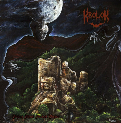 Krolok - Flying above Ancient Ruins (CD, new)