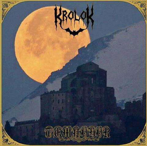 Krolok / Temnohor - Split (CD, new)