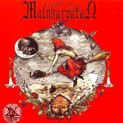 Malokarpatan - Stridžie dni (CD, new)