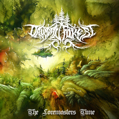 Druadan Forest - The Loremasters Time (CD, uusi)