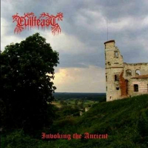 Evilfeast - Invoking The Ancient (CD, new)