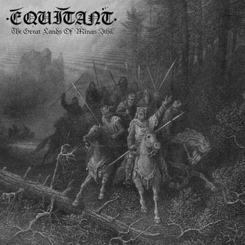 Equitant - The Great Lands Of Minas Ithil (CD, uusi)