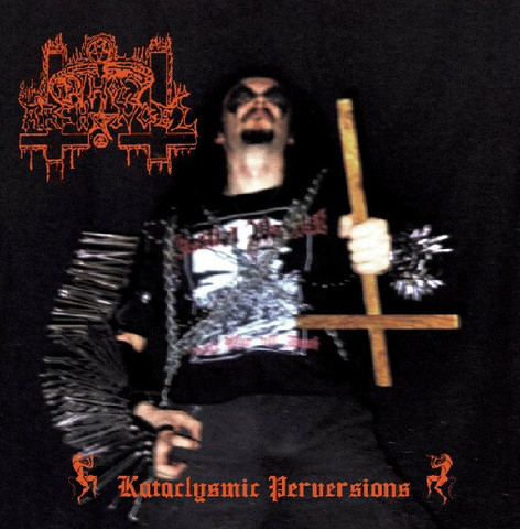 Unholy Archangel ‎– Kataclysmic Perversions (CD, uusi)