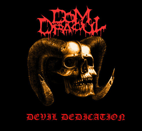 Dom Dracul - Devil Dedication (CD, new)