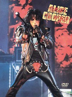 Alice Cooper - Trashes The World (DVD, used)