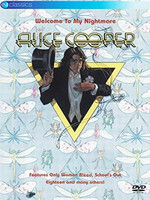 Alice Cooper - Welcome To My Nightmare (DVD, used)