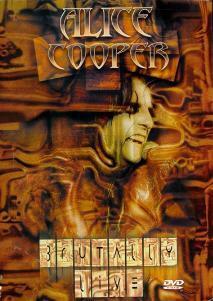 Alice Cooper - Brutally Live (CD + DVD, used)