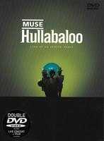 Muse - Hullabaloo - Live At Le Zenith Paris (2DVD, käytetty)