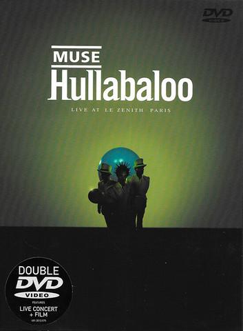 Muse - Hullabaloo - Live At Le Zenith Paris (2DVD, used)