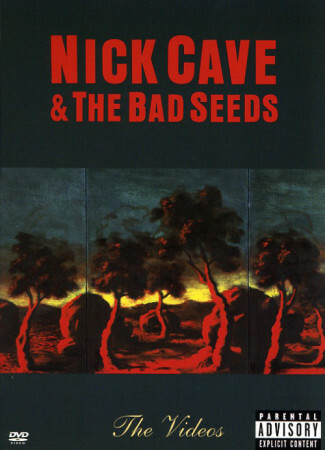 Nick Cave & The Bad Seeds - The Videos (DVD, used)