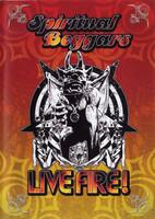 Spiritual Beggars - Live Fire! (DVD, used)