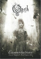 Opeth - Lamentations - Live At Shepherd's Bush Empire 2003 (DVD, used)
