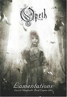 Opeth - Lamentations - Live At Shepherd's Bush Empire 2003 (DVD, käytetty)