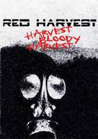 Red Harvest - Harvest Bloody Harvest (DVD, käytetty)