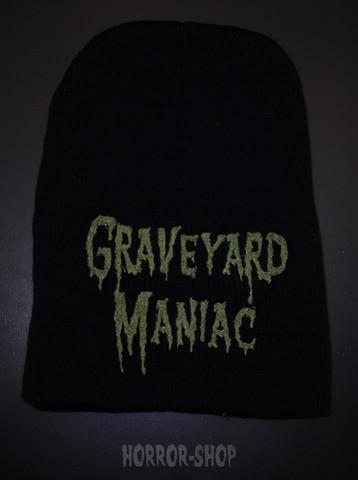 Graveyard Maniac beanie