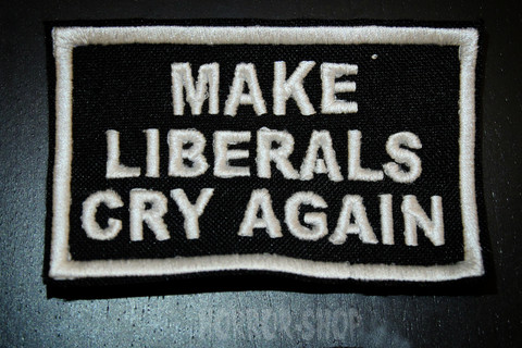 Make liberals cry again patch