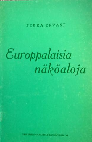 Europpalaisia näköaloja (used)