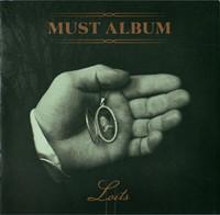 Loits - Must Album (CD, uusi)