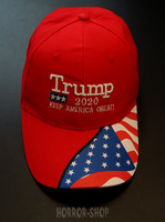 Keep America Great 2020, red cap
