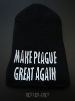 Make plague great again beanie