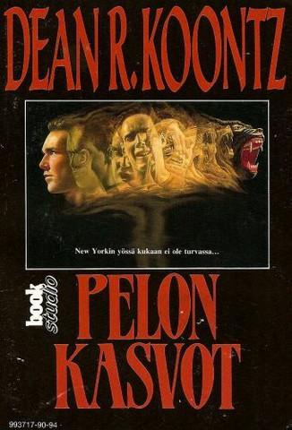 Pelon kasvot (used)