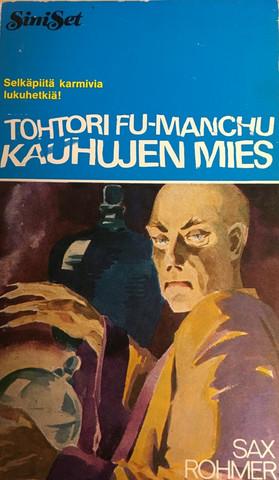 Tohtori fu-manchu kauhujen mies (used)