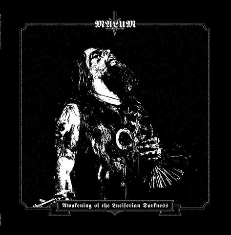 Malum - Awakening of the Luciferian Darkness (LP, new)
