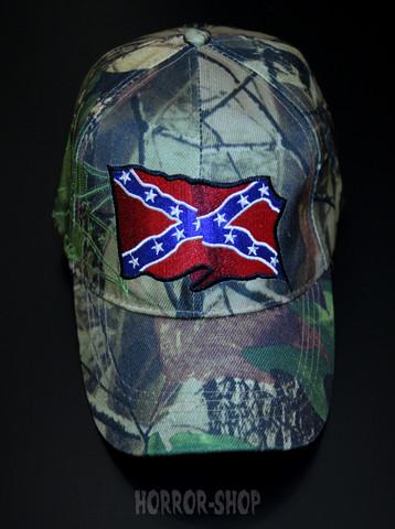 Rebel flag  cap