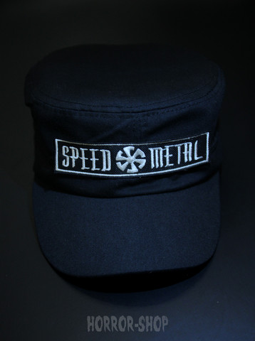 Speed Metal -army cap