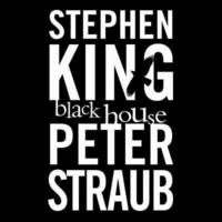 Black house by Stephen King (käytetty)