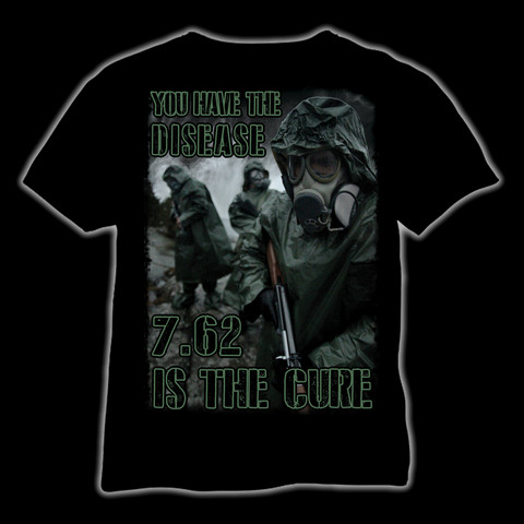 You have the disease - T-shirt & Ladyfit