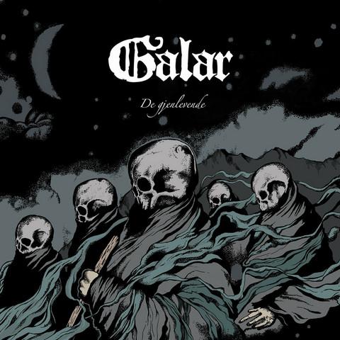 Galar - De gjenlevende (CD, new)