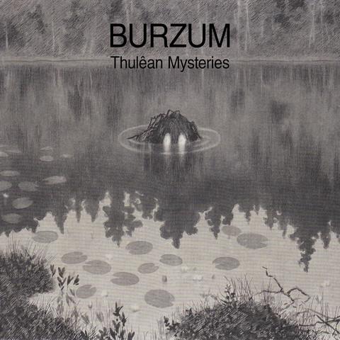 burzum thulêan mysteries (CD, new)