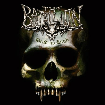 The Battalion - head up high (CD, new)