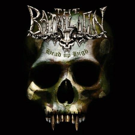 The Battalion - head up high (CD, uusi)