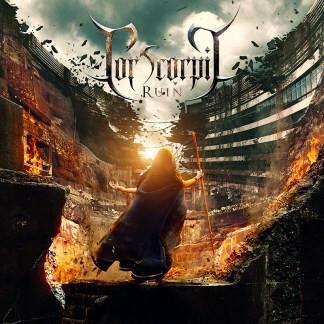 Cor scorpii - Run (CD, new)
