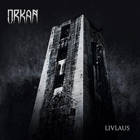 Orkan - Livlaus (CD, new)