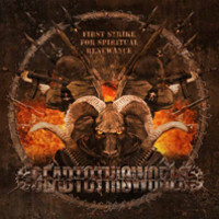 Dead To This World - First Strike For Spiritual Renewance (CD, uusi)