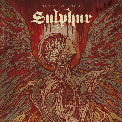 Sulphur - Omens of Doom (CD, uusi)