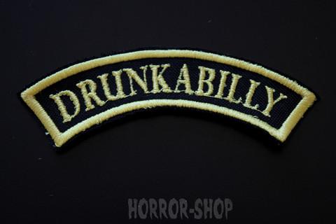 Drunk'a'billy arch patch