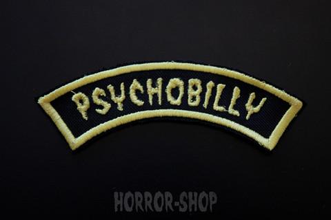 Psychobilly arch patch
