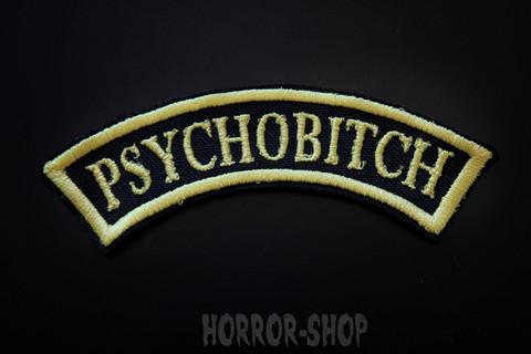 Psychobitch arch patch