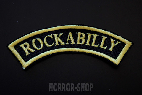 Rock'a'billy arch patch